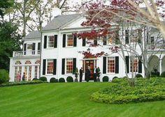 Splendor in the South Neel Reid home in Atlanta