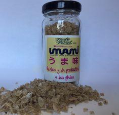 sal de Umami 1961 escamas de sal fundente macerado con umami