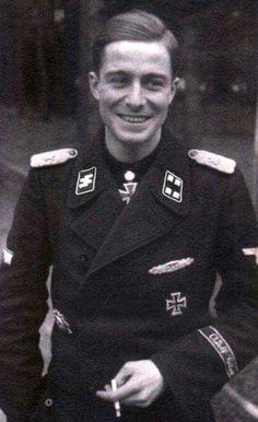 Sturmbannführer Jochen Peiper