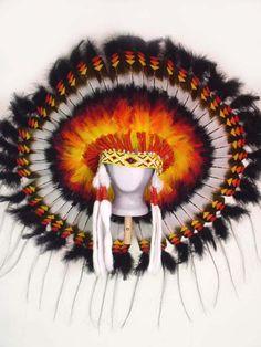 WIND SPIRIT INDIAN HEADDRESS WAR BONNET