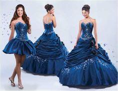 65 Mejores Imágenes De Vestidos De Xv Años Desmontables