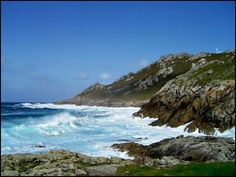 Costa de la Muerte - Galicia.