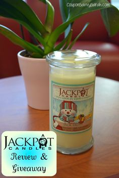 A Jackpot in Every Candle! Jackpot Candles​ Review and Giveaway (Ends 3/10)   http://couponsavvysarah.blogspot.com/2015/02/a-jackpot-in-every-candle-jackpot.html