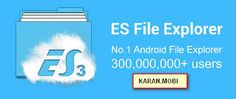 ES File Explorer File Manager v4.1.6.2 b569 Cracked APK + ES Classic Theme [Latest] Link : https://zerodl.net/es-file-explorer-file-manager-v4-1-6-2-b569-cracked-apk-es-classic-theme-latest.html  #Android #Apk #Apps #Free #Mod #KM #Utility-app