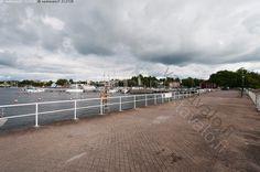 Laituri - kesä laituri laiturit masto mastot satama vene veneet venepaikat venepaikka vesi Raasepori Tammisaari Ekenäs