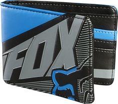 2013 Fox Racing Fair Territory Casual Motocross MX Dirt Accessories Wallets