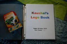 photo the kids lego creations to make an 'ideas' book. can do this with any construction materials - mobile, zoobs etc