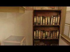 Tour of of Anne Franks Secret Annex - There hidingplace..