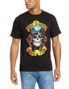 Bravado Men's  Guns N' Roses T-Shirt,...