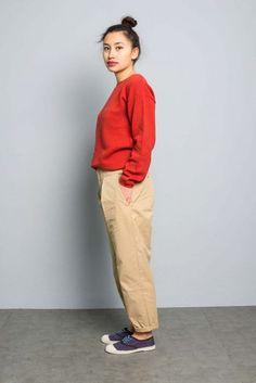 Kitchener items Bella Pineapple (Rost) - Pullover - Ladies