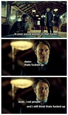 hannibal funnies are killing me xD hahahahahahahaha