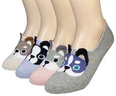 No Show Puppy Thin Socks