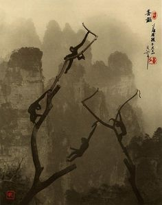 hits home. PHOTOGRAPHY IN THE STYLE OF TRADITIONAL CHINESE PAINTING BY DON HONG-OAI
