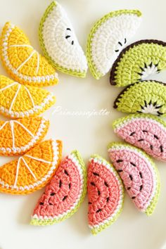 Mesmerizing Crochet an Amigurumi Rabbit Ideas. Lovely Crochet an Amigurumi Rabbit Ideas. Crochet Cake, Crochet Fruit, Crochet Food, Crochet For Kids, Diy Crochet, Crochet Crafts, Crochet Dolls, Yarn Crafts, Crochet Flowers
