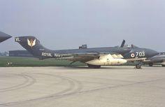 Image Navy Aircraft, Military Aircraft, Aeroplanes, Air Show, Royal Navy, Cold War, Vixen, Wwii, Air Force