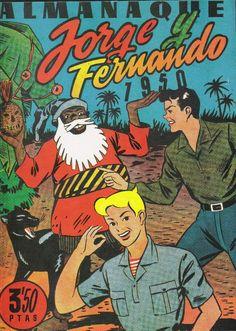 Jorge y Fernando, 2ª época. Almanaque 1950