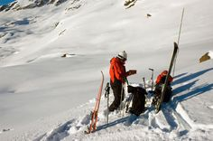 Backcountry Skiing 101: Avalanche Safety
