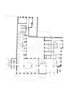 gallery of w hotel bank building office winhov 8 hotel floor plan and building - Vienna House Plans