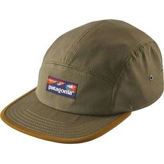 d55a334ee3f5e Patagonia Board Short Label Tradesmith 5-Panel Cap ( 35) ❤ liked on