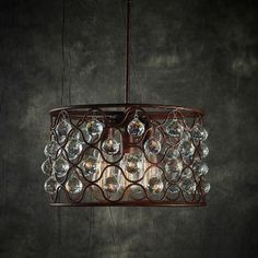 This modern contemporary lighting fixture will surely suit in your home. With its sturdy quality, versatile design and awesome features, you will never go wrong with this lighting fixture.