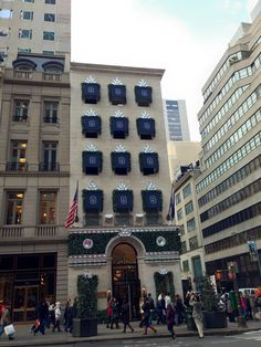 Harry Winston Fifth Ave, NYC
