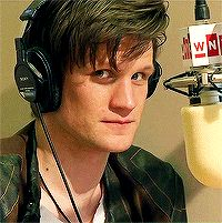 Matt {gif} <3 <3<<< Now I'm smiling and I probably look like an idiot, well I've always been an idiot, I just try not to look the part.