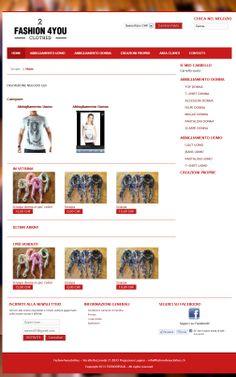 Fashion4you Clothes - Online shop a Lugano