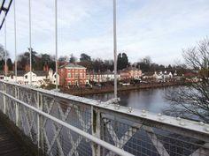 River Dee.