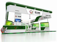 Exhibition area 10X12 3DMAX2012-2545