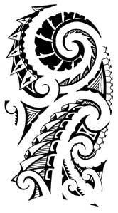 tatuagem.polinesia.maori.kirituhi | Tatuagem Polinésia - Mao… | Flickr