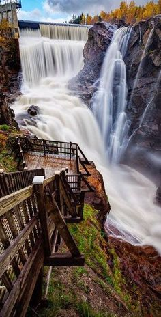 The Seven Falls, Colorado