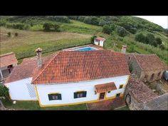 Moradia Zambujeiro - YouTube Gazebo, Outdoor Structures, Outdoor Decor, Youtube, Home Decor, Townhouse, Queen, Swiming Pool, Kiosk