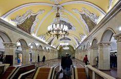 Οι πιο εντυπωσιακοί σταθμοί μετρό στον κόσμο | aragma.gr - άραγμα στην ενημέρωση