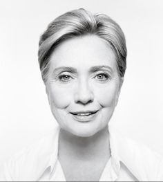 Hillary Clinton, Washington DC 2008, by Brigitte Lacombe