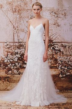20 Simple Yet Beautiful Wedding Dresses for Modern Brides This Spring!