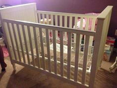 Baby Crib Assembled in Hill East DC by Any Assembly