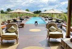 The Fun, Serene Lodge To Go To After A Botswana Safari