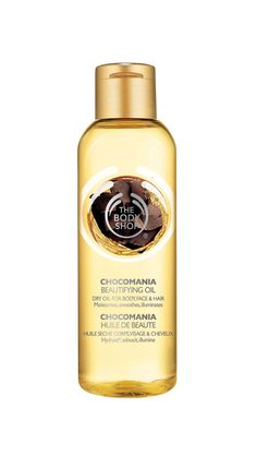 Body Oil Chocolate