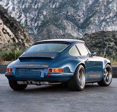 nice Singer Porsche 911... Porsche 2017 Check more at http://carsboard.pro/2017/2016/12/17/singer-porsche-911-porsche-2017-2/