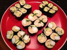 ... about sushi on Pinterest | Sushi rolls, Paleo sushi and Chicago fire
