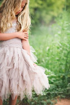 Whimsical Child Photography Outdoor Child Photography Tutu Du Monde  B Couture Photography