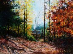 w087 Vermont cabin by Iris Scott