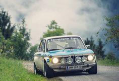 BMW 2002 Rally Alpina