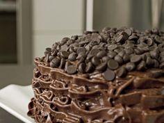 Receta de Pastel de 10 Capas Sin Horno | Receta de pastel de 10 capas sin horno, este pastel se hace con 10 capas de hotcakes, esta delicioso y lo mejor es que no necesitas horno sorprende a tus invitados con esta delicia.