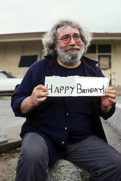 Jerry Garcia (The Grateful Dead) ~ They did years of historic New Year's Eve concerts. Grateful Dead Quotes, Happy New Year Photo, Hippie Quotes, Dead And Company, New Year Photos, Dead Memes, Forever Grateful, Love And Light, Happy Valentines Day