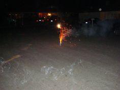 be a firework
