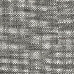 Phillip Jeffries Vinyl Max's Metallic Raffia Nickel Wallpaper