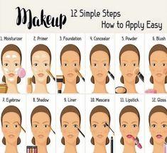 Makeup Contouring, Skin Makeup, Flawless Face Makeup, Makeup Brushes, Beauty Makeup, Eyebrow Makeup Tips, Hair Beauty, Drugstore Makeup, Eyeshadow Makeup