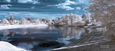 Great infrared photo!---Frozen in Time by Julie Everhart on 500px