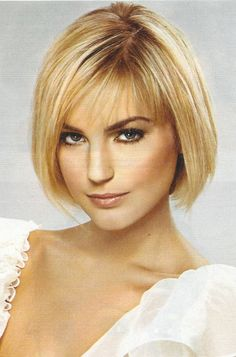 fine blonde hairstyles - Google Search
